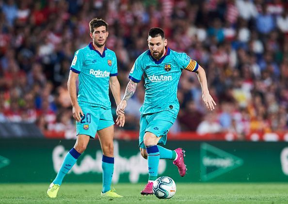 Can Messi spark a stuttering campaign?