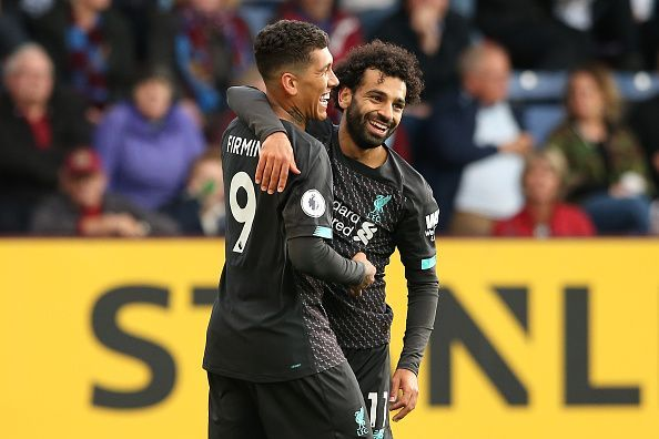 Liverpool remain the only side to win all their games in the league