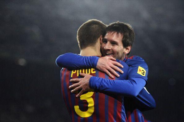 FC Barcelona v CA Osasuna - Copa Del Ray