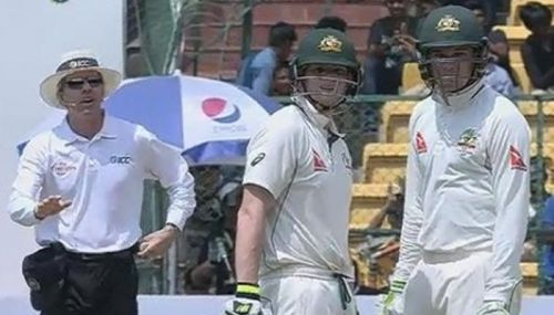 Steve Smith's 'brain fade' moment against India