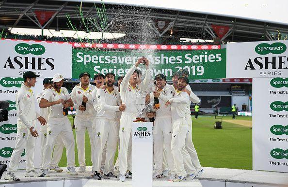 England v Australia - 5th Specsavers Ashes Test: Day Four