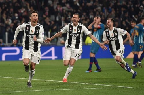 Juventus and Atletico Madrid would clash once again in the UEFA Champions League Round this season