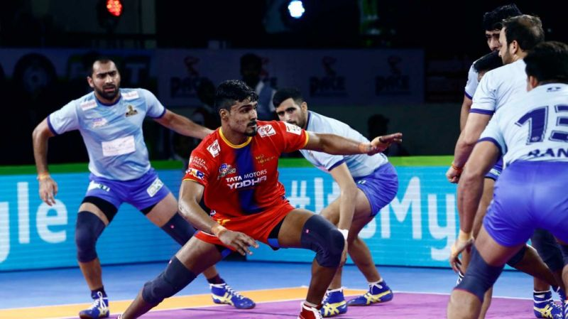 Can the Thalaivas break their winless streak? (Image Courtesy: Pro Kabaddi)