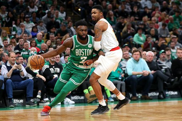 Jaylen Brown is unlikely to sign a new deal with Boston Celtics in the coming month
