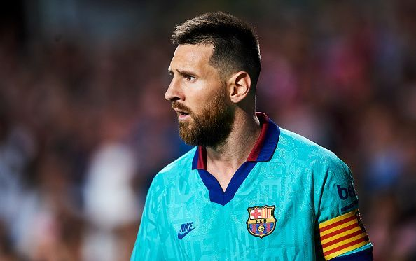 Messi could return to the starting line-up against Villarreal