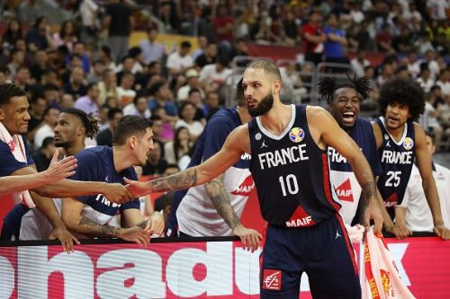 Evan Fournier continued to put up big numbers for his team