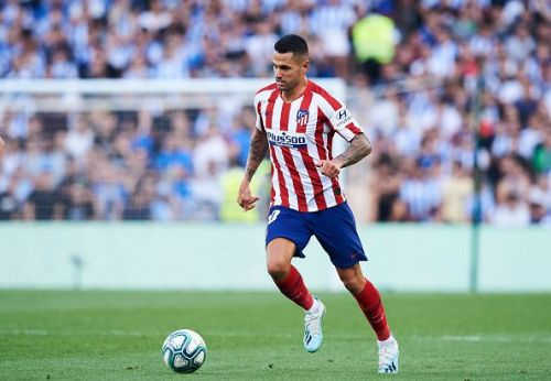 Vitolo has been Atletico's primary goal threat