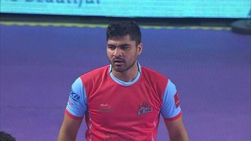 Rohit Rana could have strengthened the defence of Tamil Thalaivas