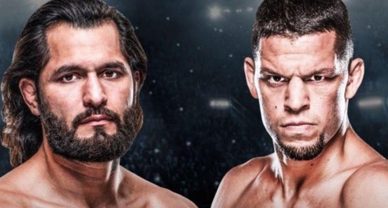 Nate Diaz vs. Jorge Masvidal.
