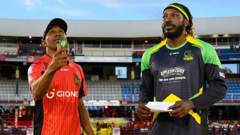 Trinbago Knight Riders are the defending champions of Caribbean Premier League