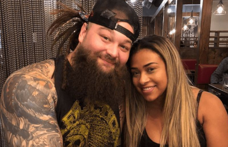 Bray Wyatt welcomed his third child earlier this year