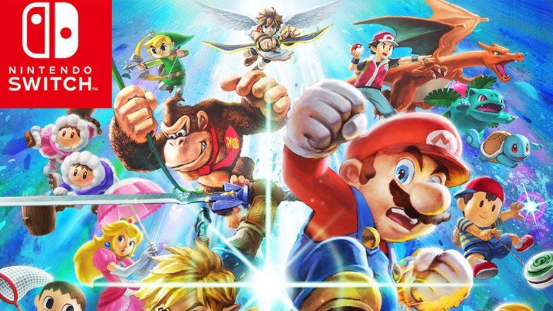 Super Smash Bros  Ultimate: Possible leak regarding next DLC
