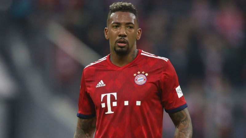 Jerome Boateng is on the verge of joining Juventus