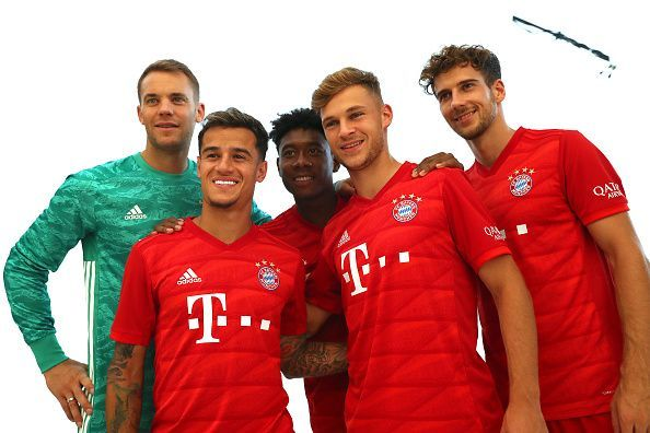 New signing Philippe Coutinho could feature for Bayern Munich
