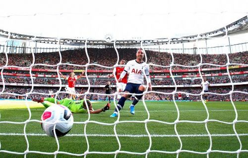 Arsenal dug their own grave in the first half
