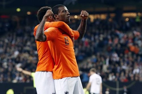 Netherlands completed a comeback victory against Germany