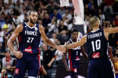 Gobert and Fournier have resulted in a formidable French connection