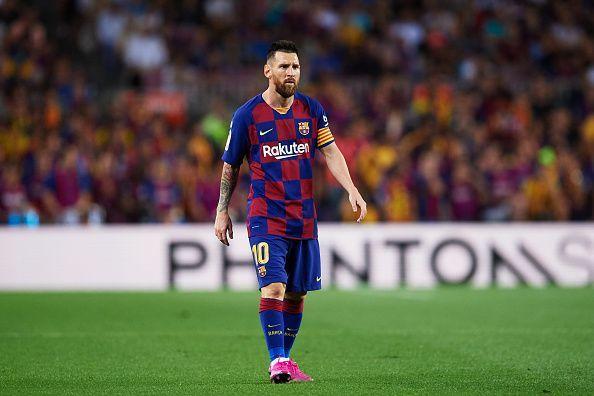 Lionel Messi is Barcelona and La Liga