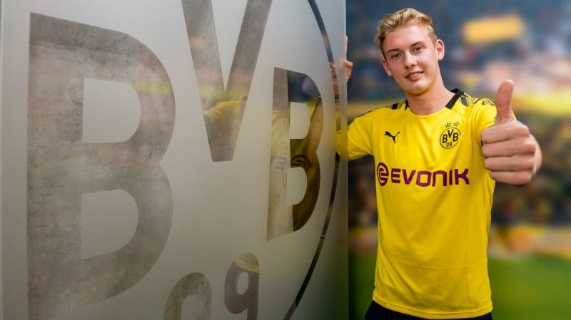 While playing in Dortmund colours on Saturday, Julian Brandt could hurt his former club.
