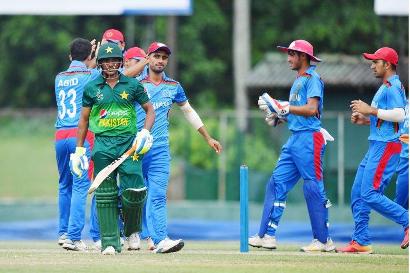 अफगानिस्तान ने पाकिस्तान को बुरी तरह हराया