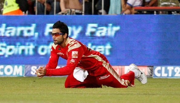 Chennai Super Kings v Royal Challengers Bangalore: 2010 Champions League Semi-Final