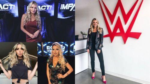 McKenzie Mitchell has signed with WWE