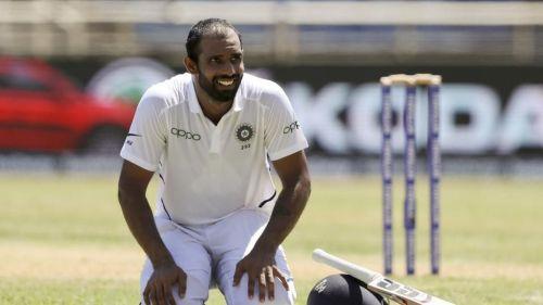 हनुमा विहारी ने वेस्टइंडीज के खिलाफ बेहतरीन प्रदर्शन किया है