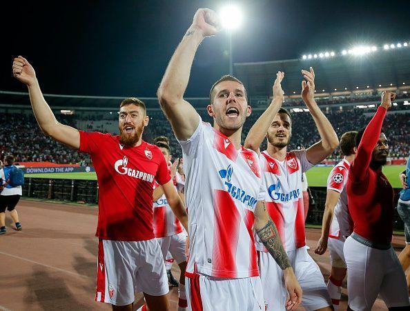 Crvena Zvezda (Red Star Belgrade)