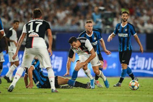 Juventus v Inter- 2019 International Champions Cup