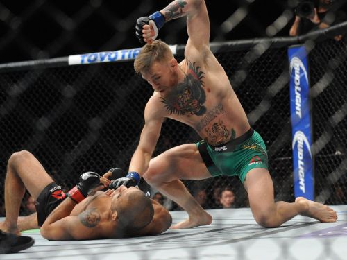 Where does Conor McGregor's KO of Jose Aldo land in this list?