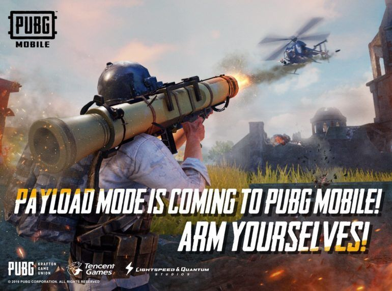 Payload Modewas released for PUBG Mobile yesterday.