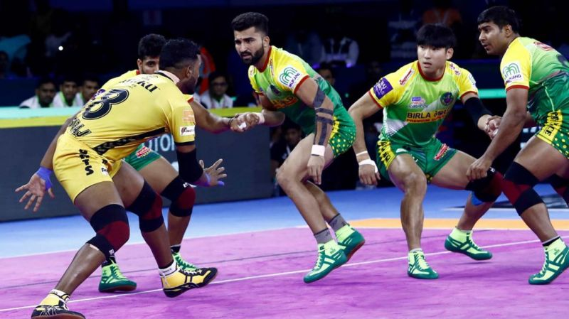 Will the defensive unit of Patna Pirates come to the party?