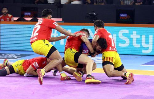 Gujarat Fortune Giants succumb to Dabang Delhi in a fervid battle