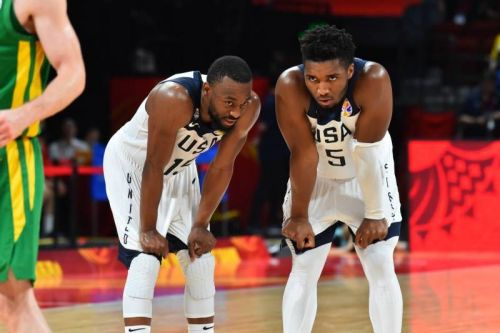 This might be the true test of Team USA's not so star-studded roster