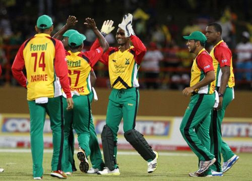 Guyana Amazon Warriors will be eyeing another victory after their promising start to the campaign
