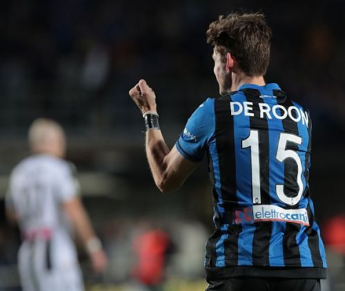 28-year-old Marten de Roon is a talented defensive midfielder