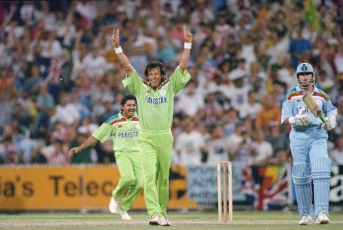 Quality bowlers like Imran Khan made it tough to score centuries