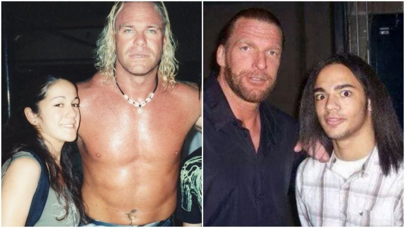 10 rare photos you need to see of WWE Superstars as fans