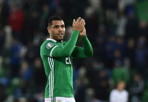 Magennis has 2 goals in 4 Euro 2020 Qualifying matches