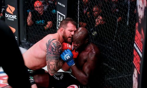Ryan Bader's fight with Cheick Kongo ended in unfortunate fashion due to an eye poke