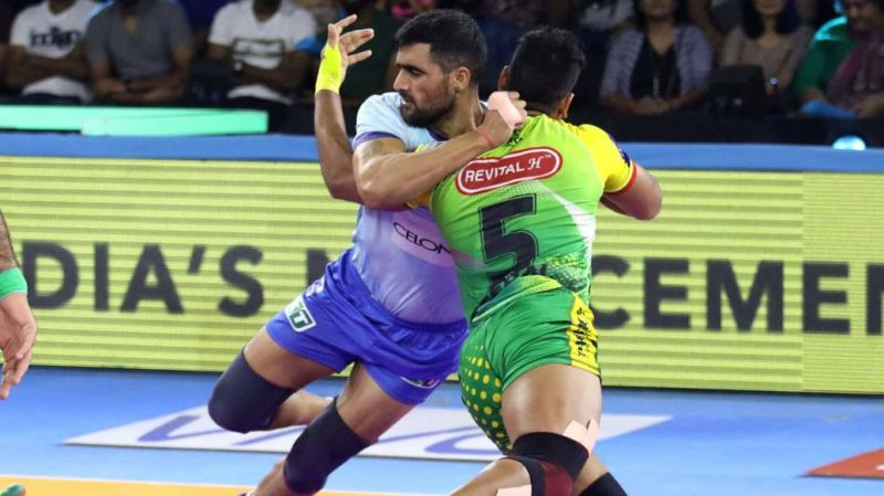 Even Rahul Chaudhari could not save Tamil Thalaivas from an embarrassing defeat
