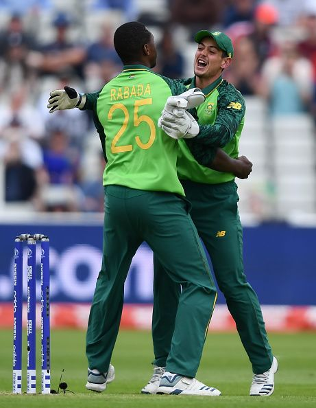 Kagiso Rabada and Quinton de Kock will be key to South Africa's success