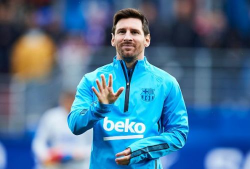 Barca have no chance without Messi