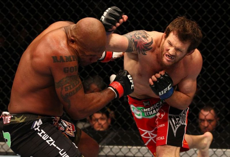 Could Ryan Bader rematch Quinton