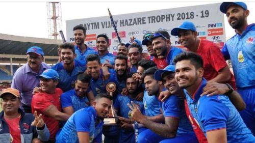 मुंबई की टीम की कप्तानी करेंगे श्रेयस अय्यर