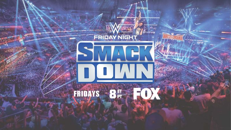 WWE SmackDown Moves to FOX Sports on October 4th