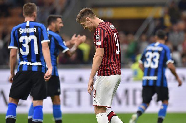 Derby della Madonnina - AC Milan outclassed