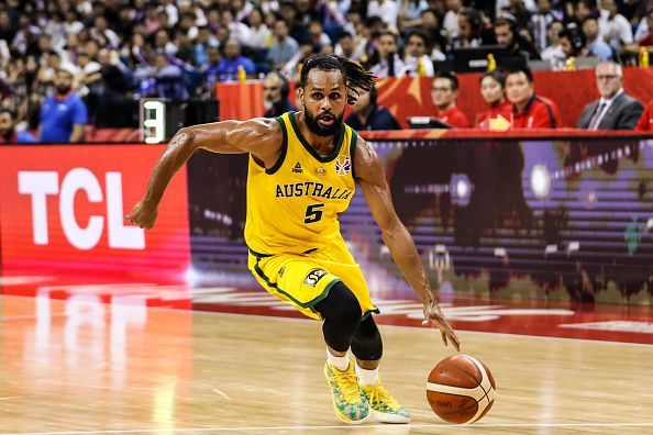 San Antonio Spurs star Patty Mills has delivered some of the best performances of his career during the 2019 FIBA World Cup