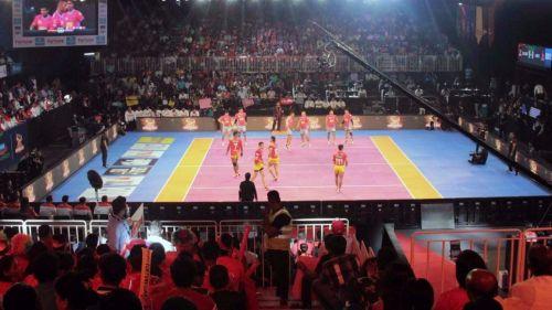 एका एरिना स्टेडियम, अहमदाबाद