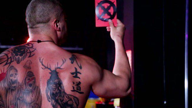 Killer Cross in Lucha Underground.